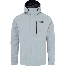 The North Face Dryzzle Jas Heren grijs